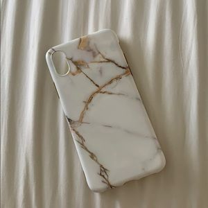 Iphone X/XS Marble phone case